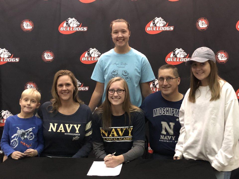 4x WIAA Division 1 Bronze Medalist Maya Novack to Swim for Navy