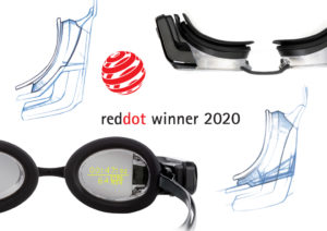 FORM Wins Red Dot Design Award For FORM Smart Swim Goggles