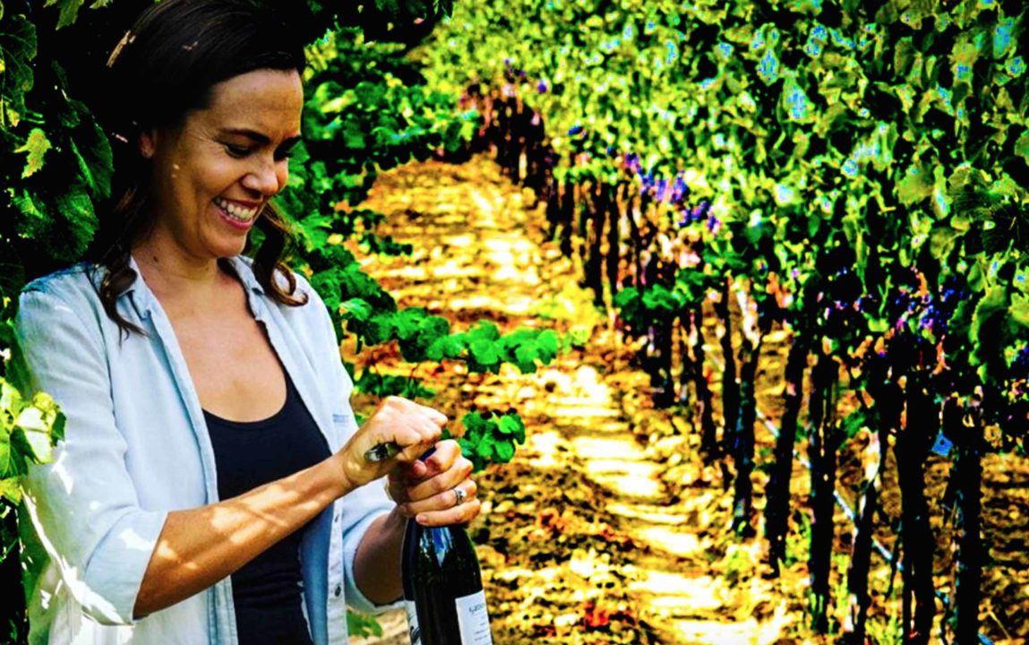 Natalie Coughlin: Winemaker, Cookbook Author & 12-Time Olympic Medalist