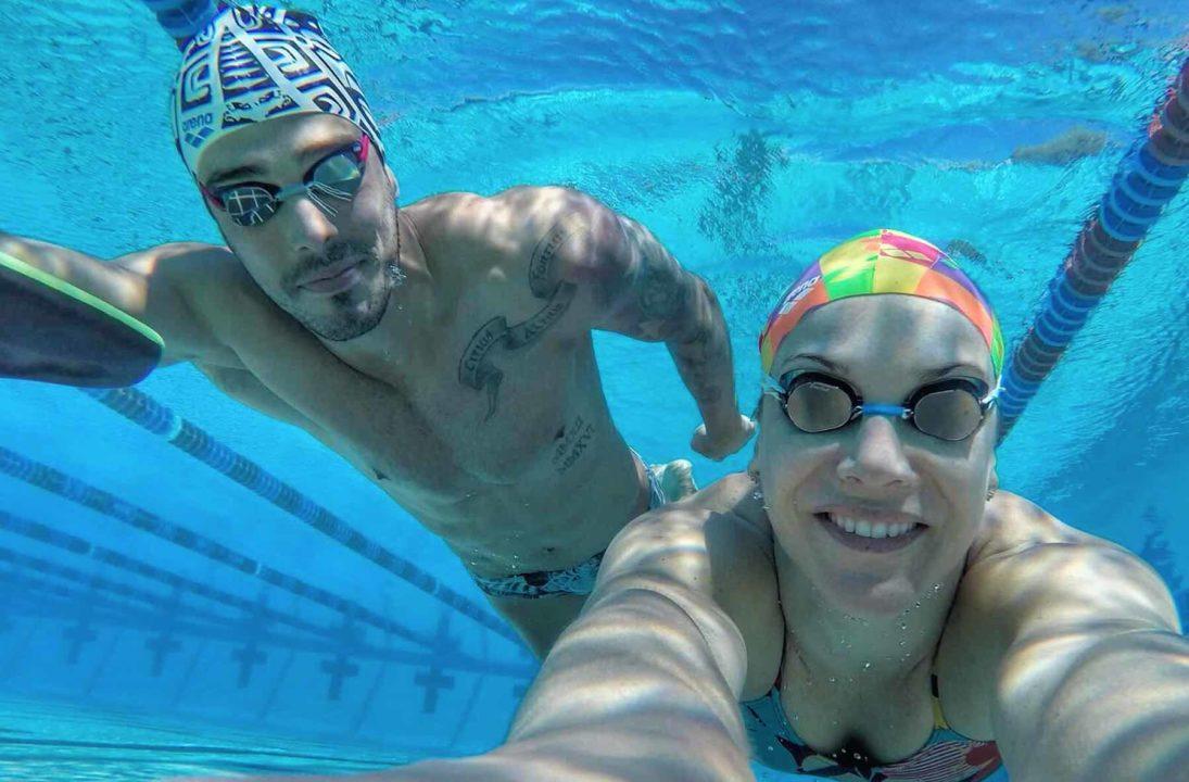 Bruno Fratus E' Tornato In Acqua A Coral Springs In Florida