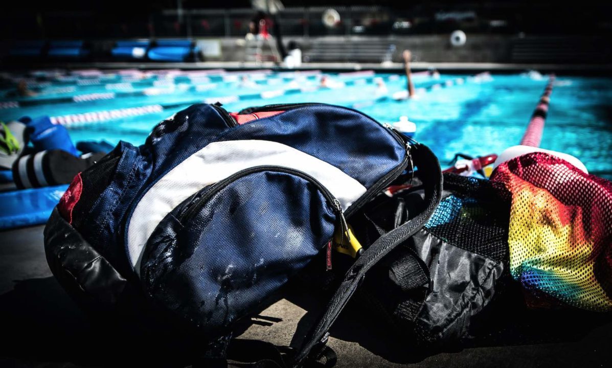 Why Does My Swim Bag Smell?