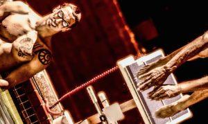 Fred Bousquet, The Thinking Man's Tattoo Artist