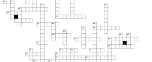 The Official ISL Season 2 Crossword Puzzle Is Here