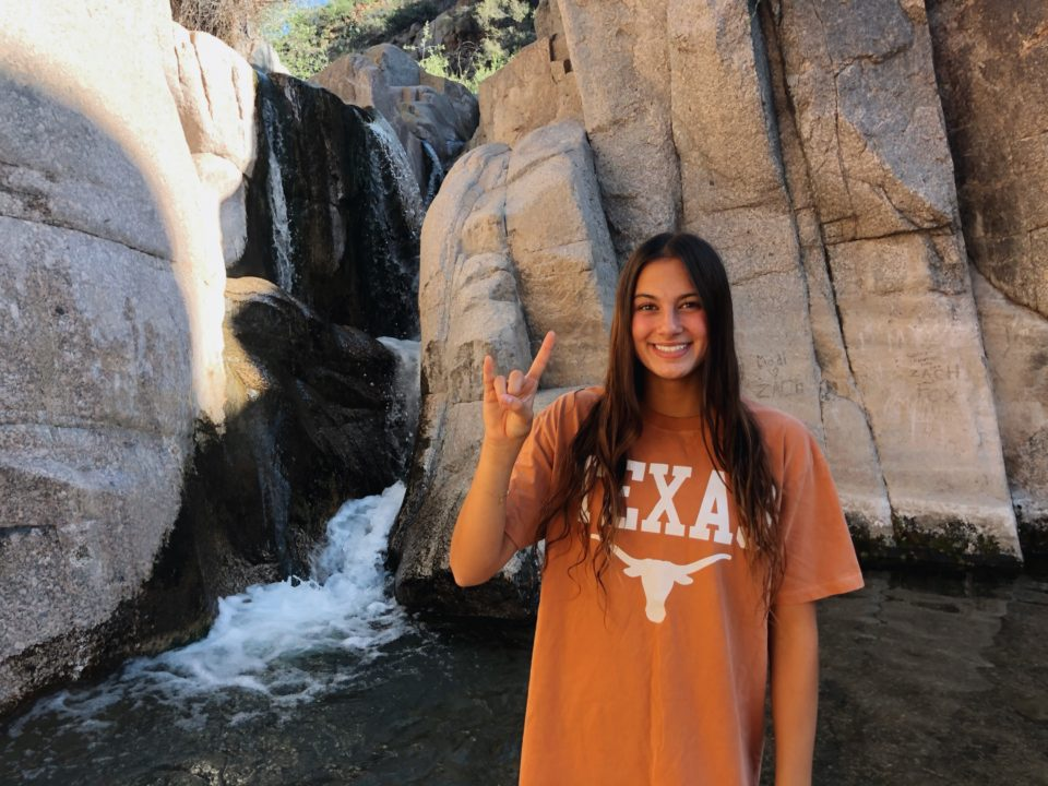 Futures Champion Riley Courtney Verbally Commits to Texas Class of 2025