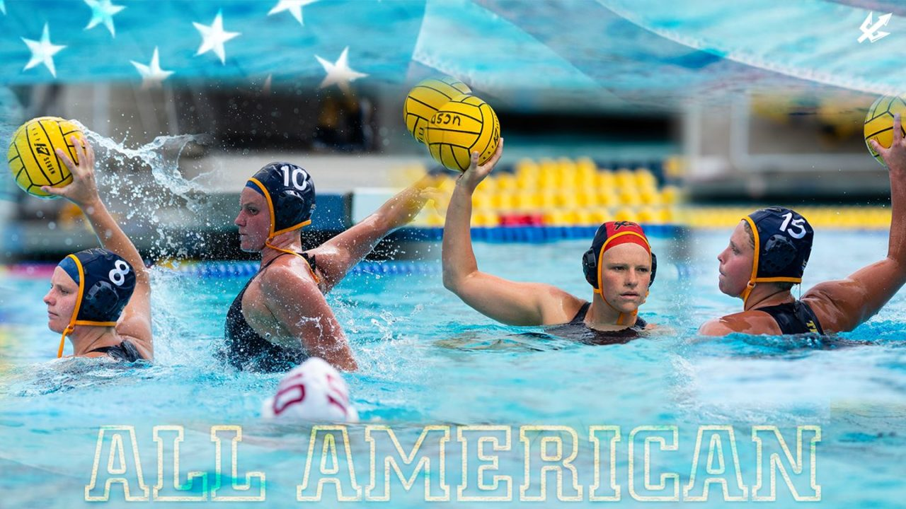 Four UC San Diego Tritons Named ACWPC All-American