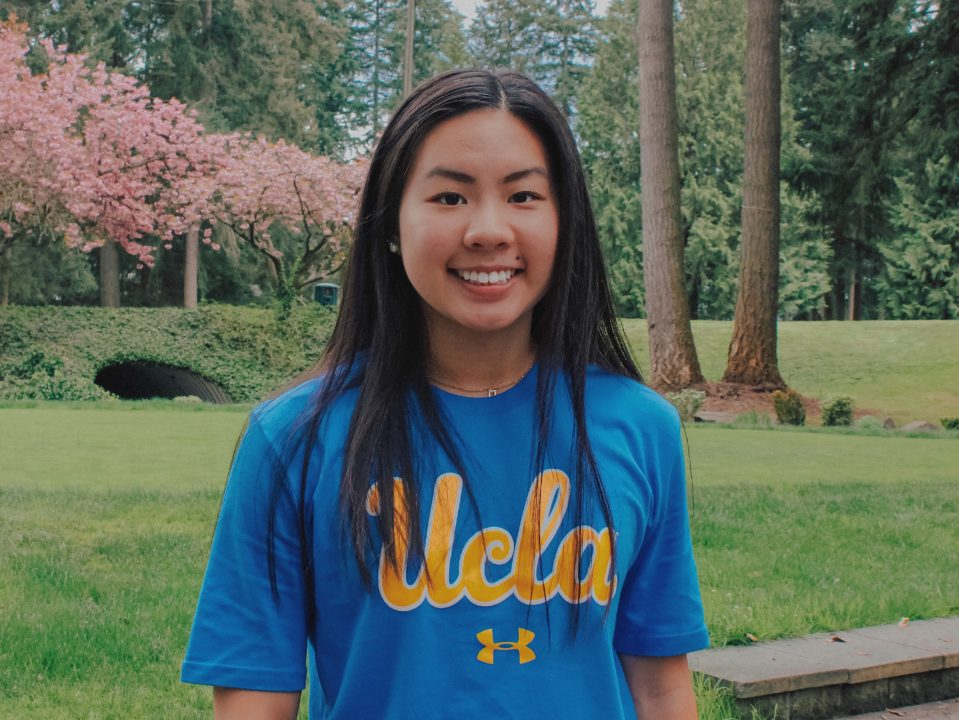 Olympic Trials Qualifier Mia Chang Sends Verbal Commitment to UCLA