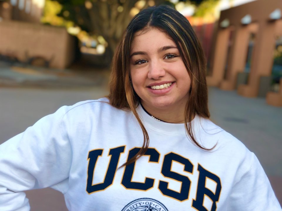Freestyler Grace Endaya Makes Verbal Commitment to UCSB for 2021