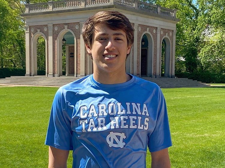Futures Finalist Ryan Silver Verbally Commits to UNC-Chapel Hill (2021)
