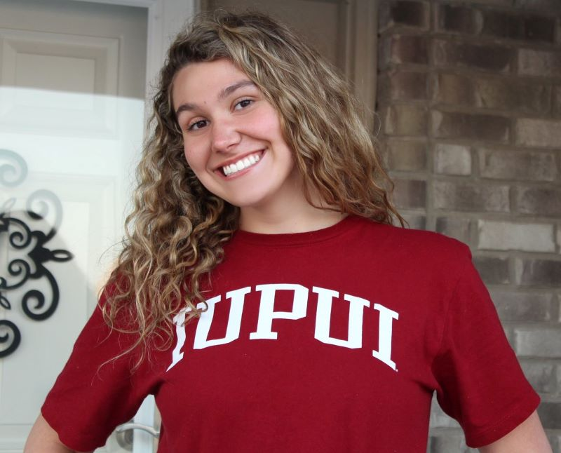 IUPUI Adds IHSA Sectional Champ Taylor Weaver for 2021