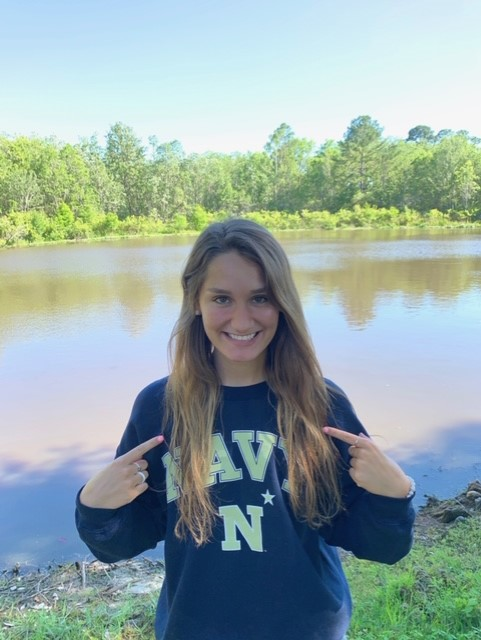 Sprinter Anna Freyman Commits to the Naval Academy