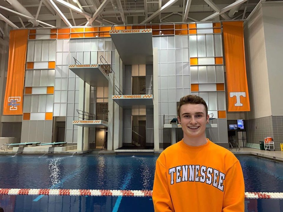 Commonwealth Games Diver Bryden Hattie Commits to Tennessee