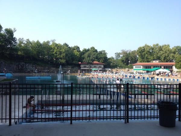 Storied Lakeside Swim Club In Louisville, Kentucky Staying Dry This Summer