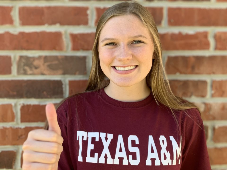 Future Aggie Sarah Holt Among Night 3 Winners of YMCA Spring Festival–Oxford
