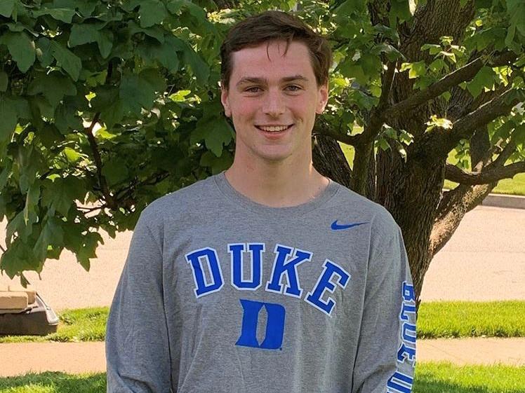 Backstroker Jack Christian (2021) Makes Verbal Commitment to Duke
