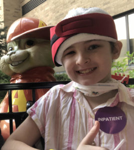 11-Year-Old Emma Palmer Walking Again After January Brain Bleed