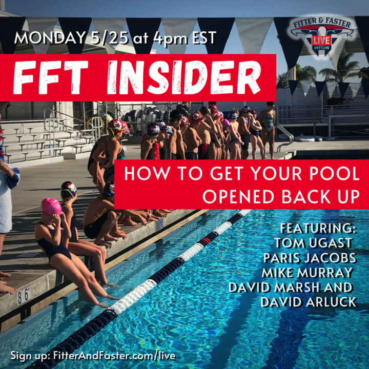 FFT Insider: How To Get Your Pool Opened Back Up