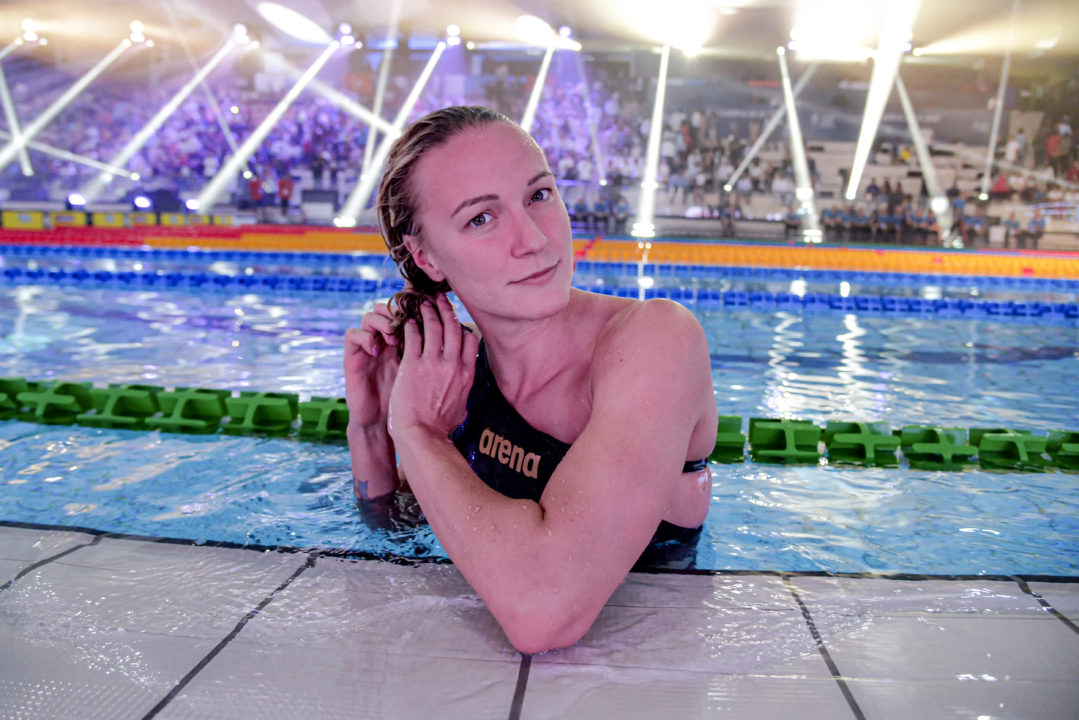 Sarah Sjostrom, La Relativa Normalità Guardando Ai Giochi 2021