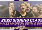James Madison Welcomes 2020 Signing Class