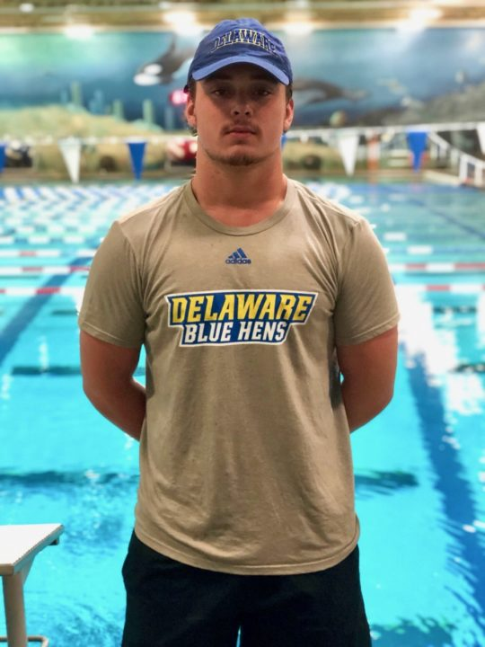 University of Delaware Receives Commitment From Jack Gibson