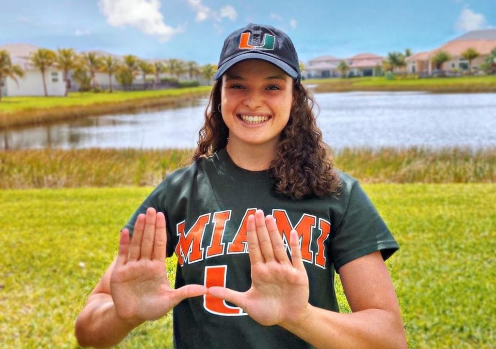 FL 1A Finalist Lucy Miller to Remain In-State with Commitment to Miami (2021)