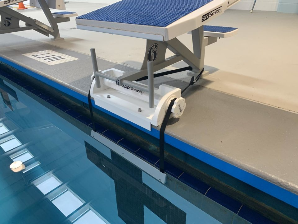S.R.Smith Expands Competition Product Range and Updates Lane Line Reel Design