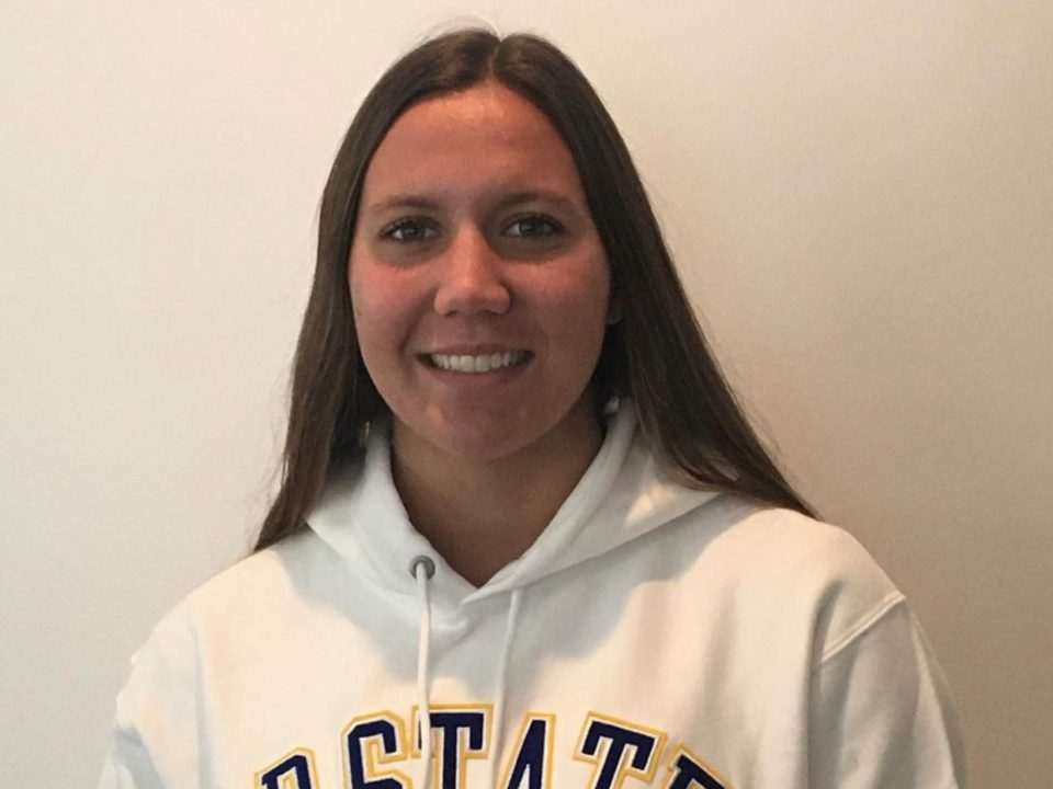 Backstroker Mie Due Announces Commitment to South Dakota State