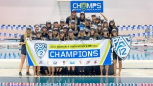 Pac-12 Swimming & Diving Conference Competition to Begin this Weekend