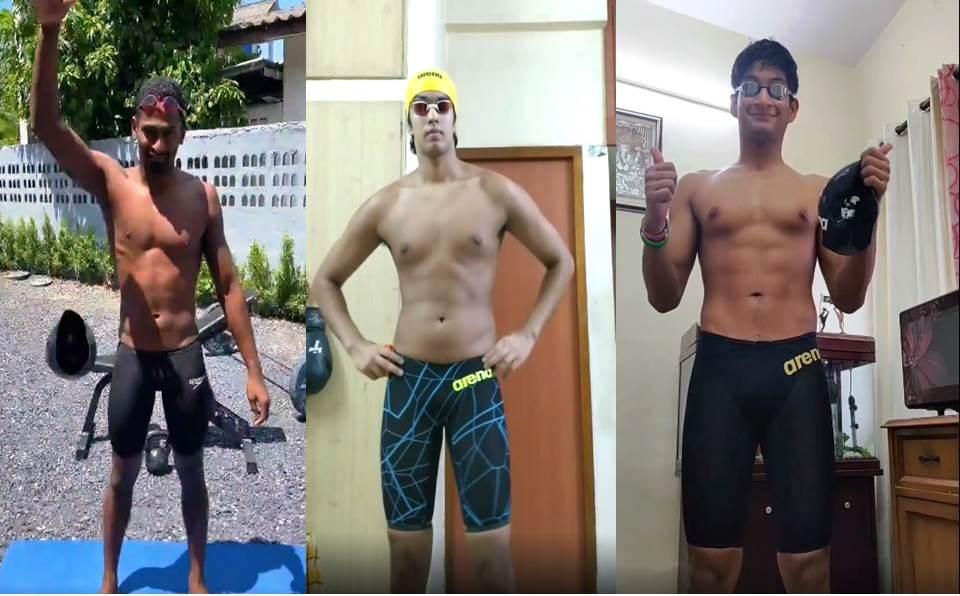 "Indian Swimmers Ki Tyari Shuru ""Ticket to Tokyo"" Ke Liye"