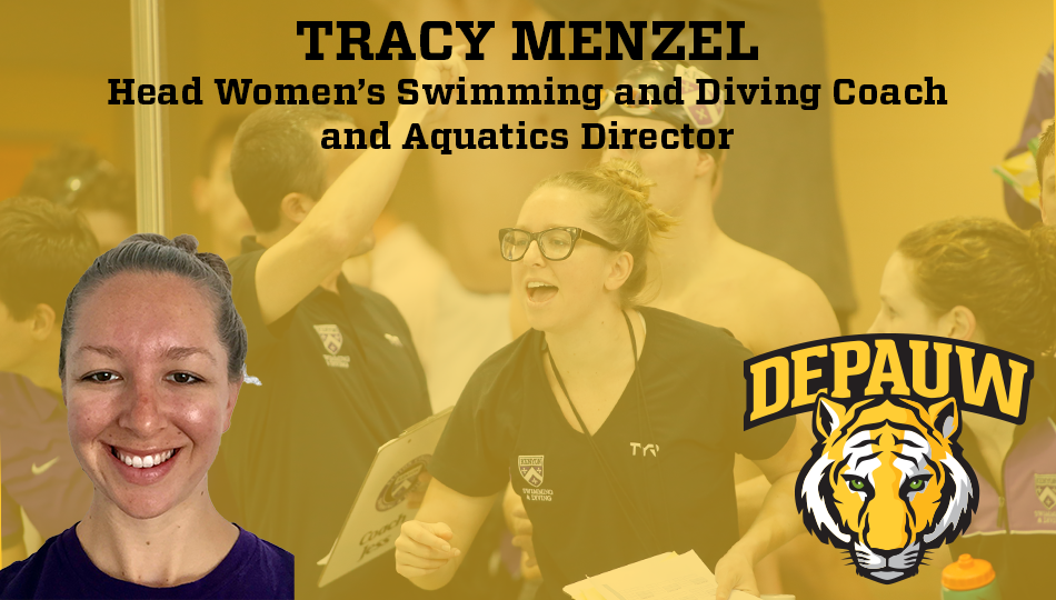 Three-Time NCAA D3 Champion Tracy Menzel Named Head Coach for DePauw Women