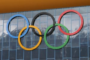 Olimpiadi Olympic Rings