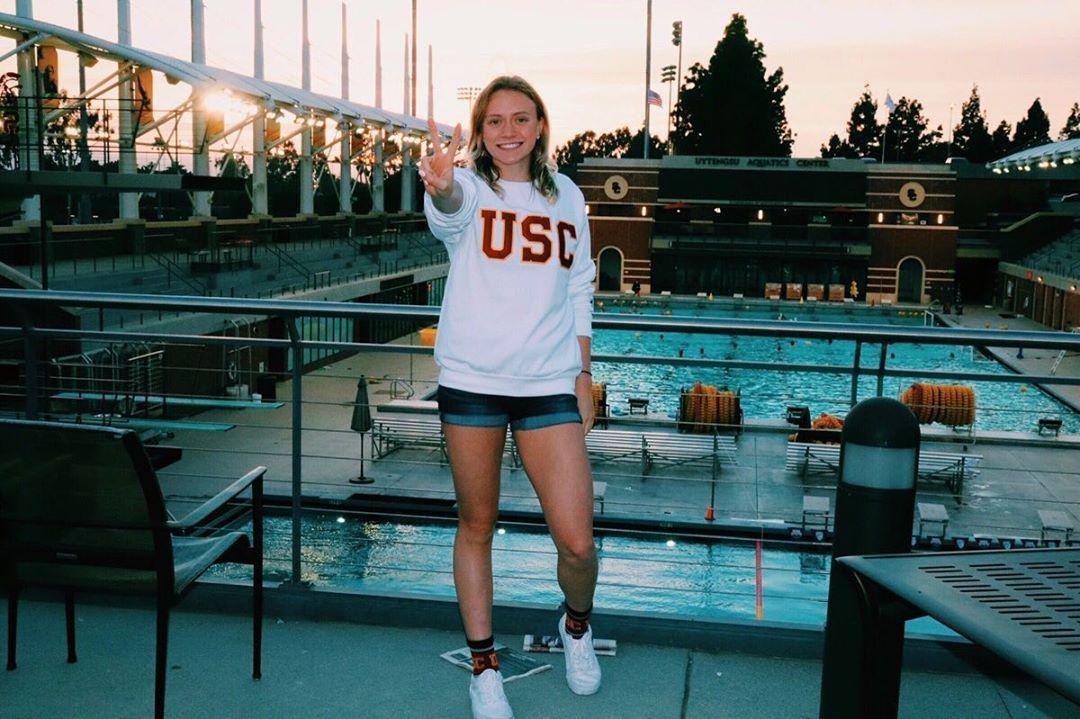 World Junior Championships Bronze Medalist Hanna Henderson Commits to USC