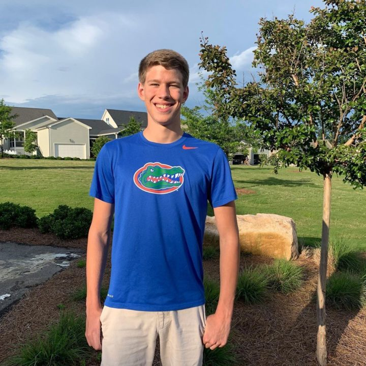Florida Gators Pick Up 2019 NCHSAA 3A Champ Peter Bretzmann for Fall 2021