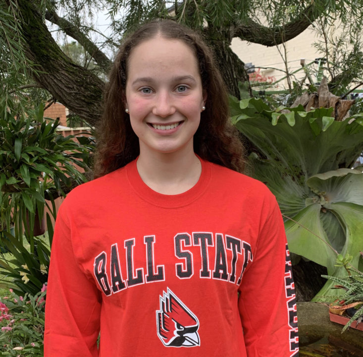 Australian Olympic Trials Qualifier Abby Hartshorne Commits to Ball State