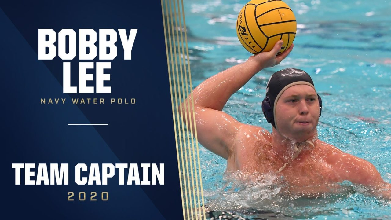 Bobby Lee Selected As Navy Water Polo Team Captain