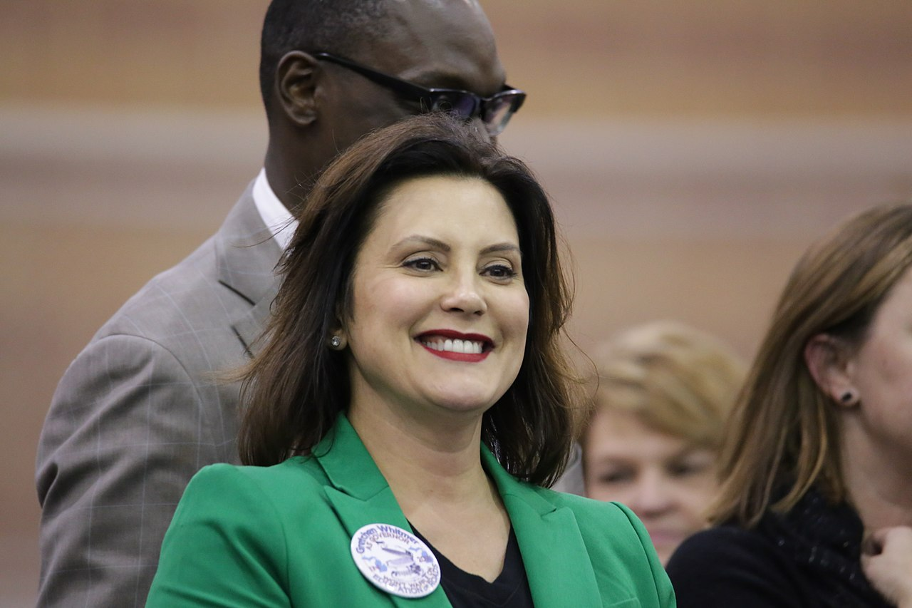 Gov. Whitmer lifts MI stay-at-home order