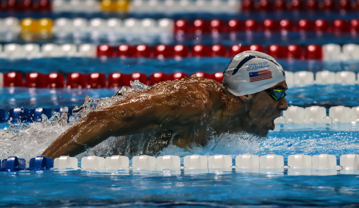 Ultra Swim Swimmer of the Month: Michael Phelps Owned June 29