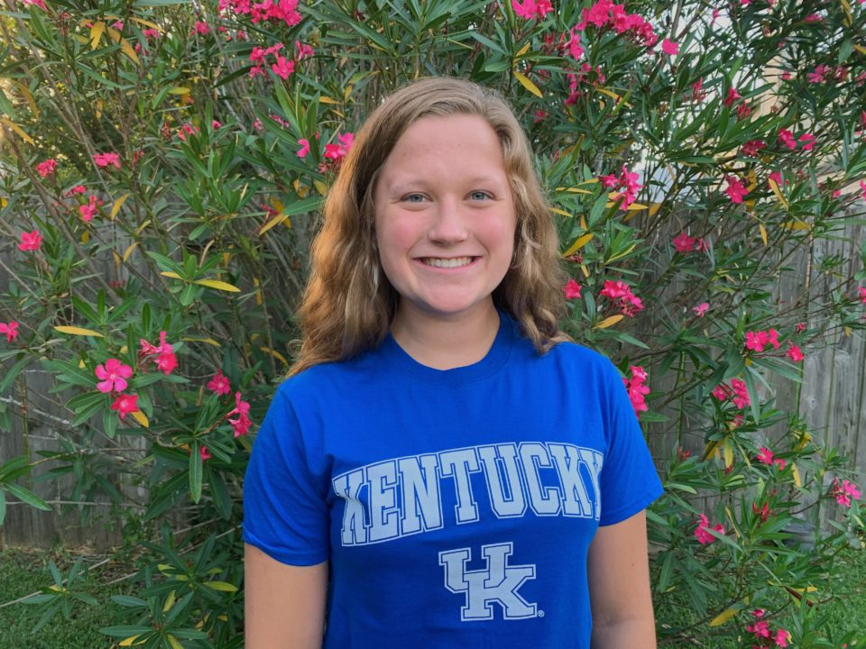 Texas 6A State Finalist Maddie Welborn Chooses Kentucky for 2021