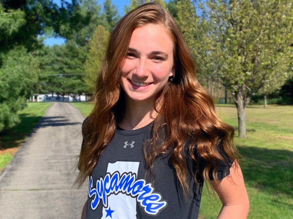 Sycamores Reel in Indiana High School State Finalist Elle Gilkerson for 2021-22