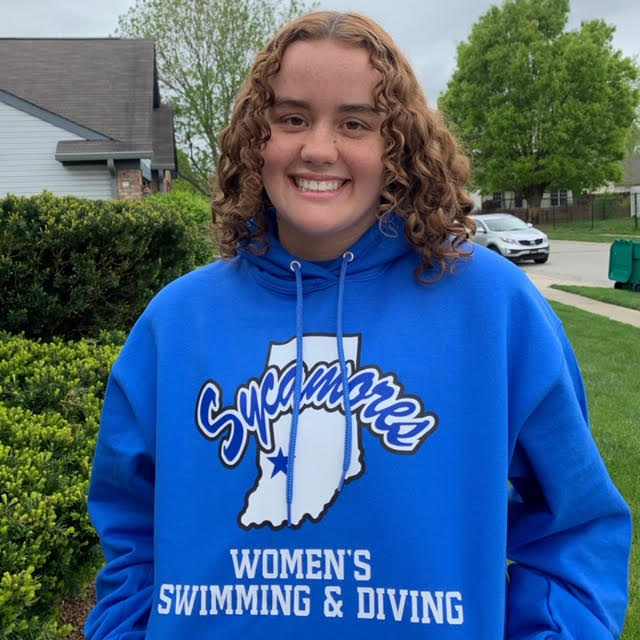 Backstroker Olivia DiRuzza to Remain In-State with Verbal to Indiana State