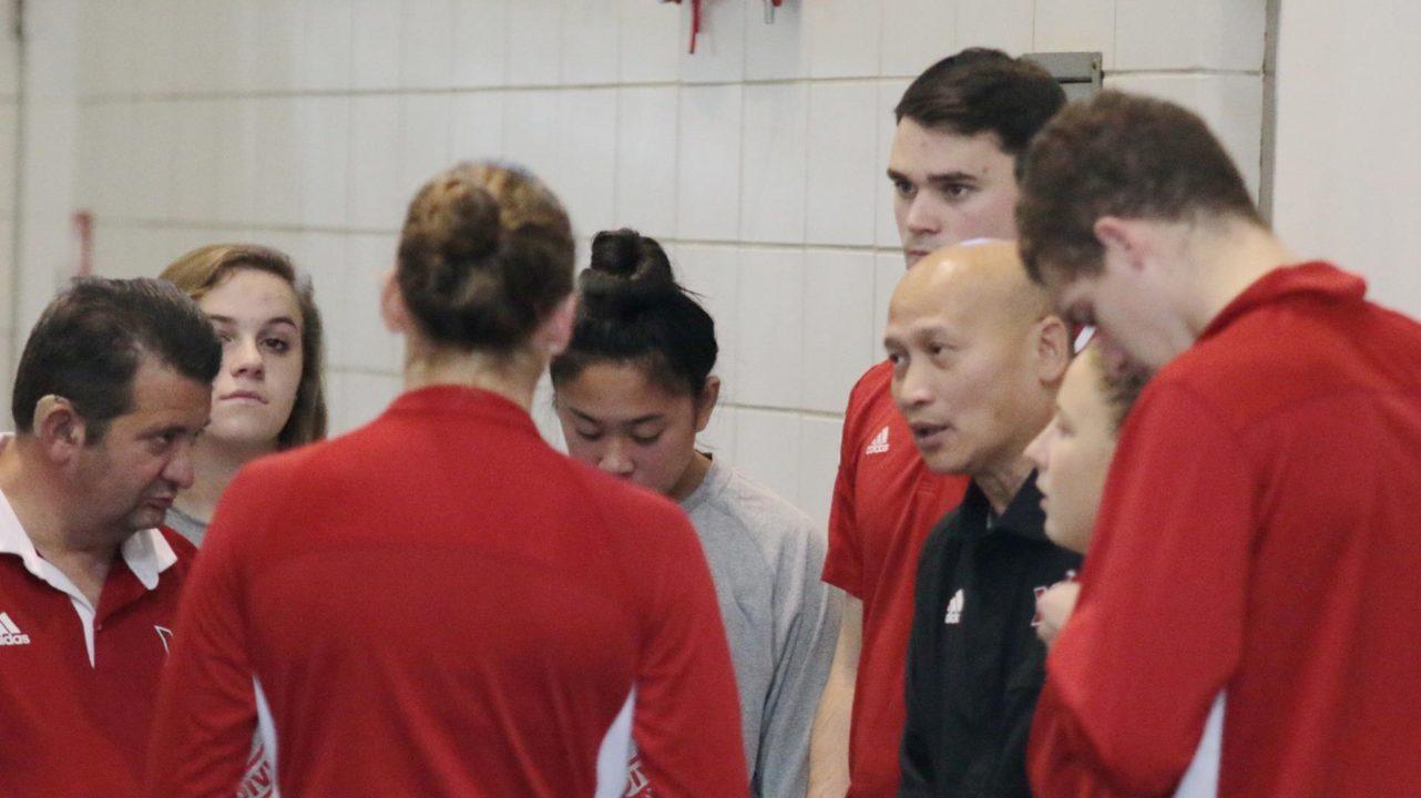 2019 MAC Men's Diving Coach of the Year KongRong Li Won't Return to Miami (OH)