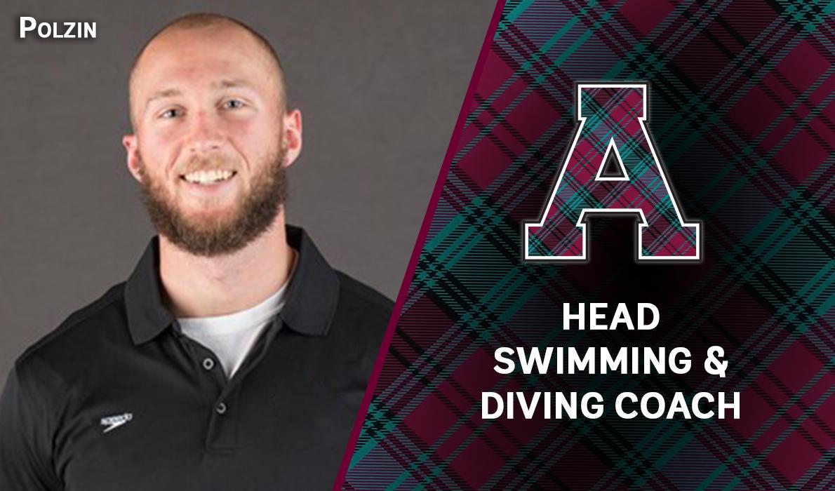 Nick Polzin Hired As Alma College Swimming & Diving Head Coach