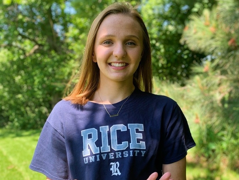 Summer Juniors Qualifier Megan Schultze Verbally Commits to Rice for 2021