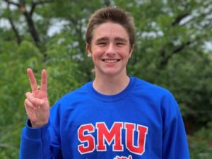 Angus Corbeau Continues Family D1 Swim Tradition; Verbally Commits to SMU