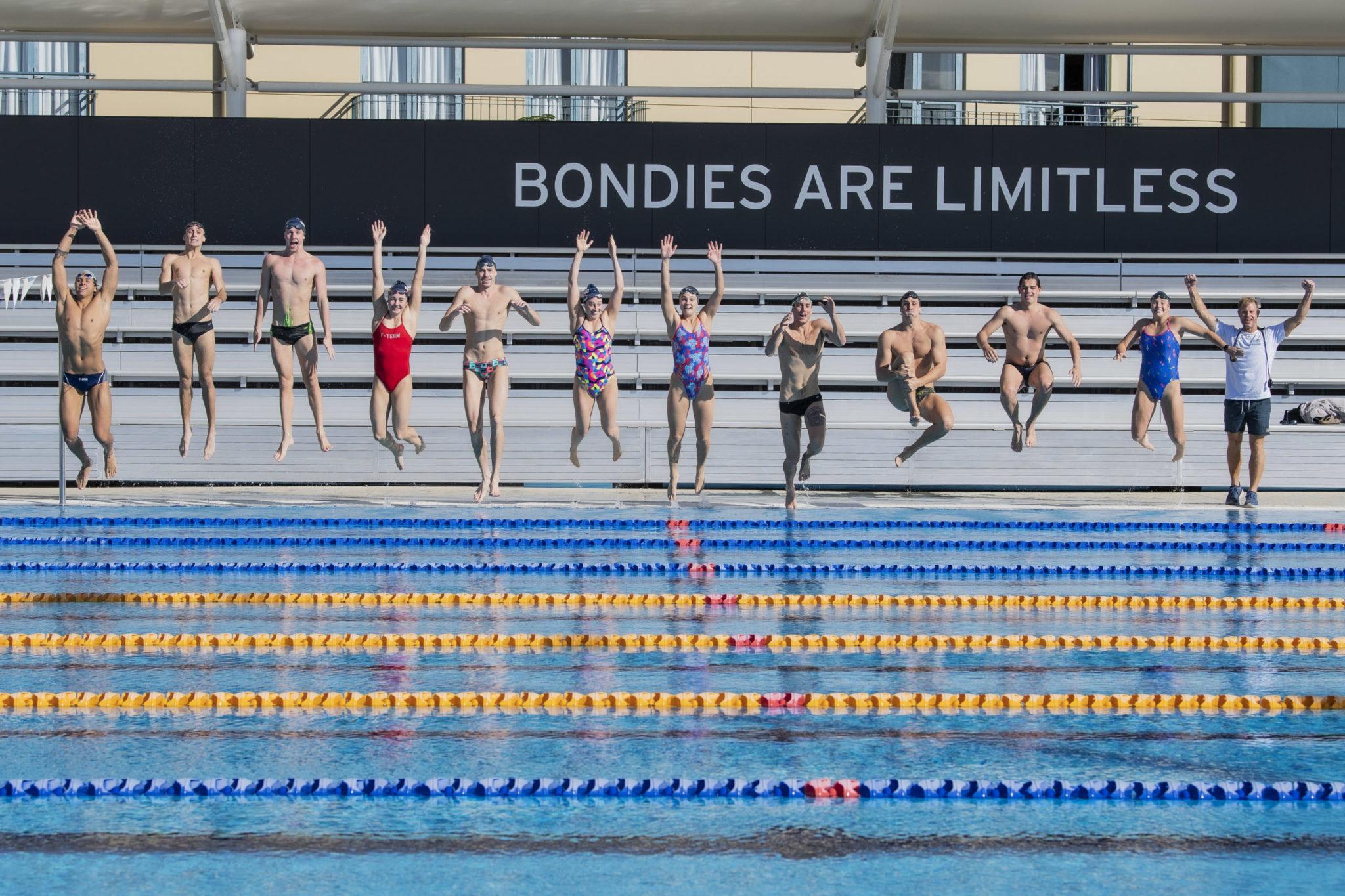 Bond University Elites Return To Training In Australia
