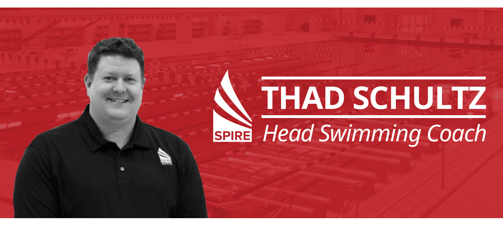 SPIRE IA's Swimming Coach Thad Schultz Develops Better Athletes & Better People