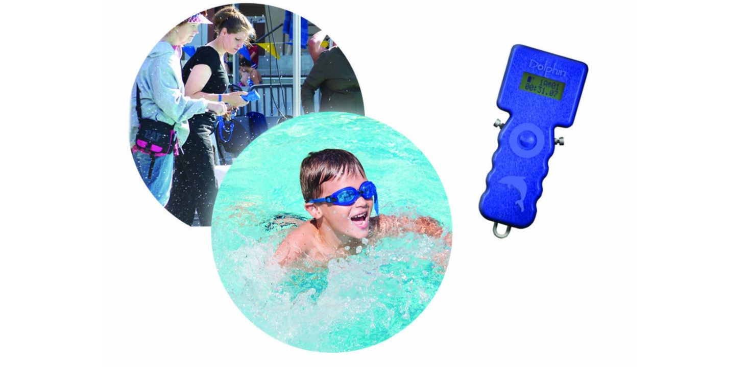 Colorado Time Systems Releases The Dolphin Wireless Stopwatch Rental Program