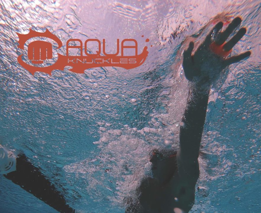 Get Your Swimming Feel For The Water Back With Aqua Knuckles