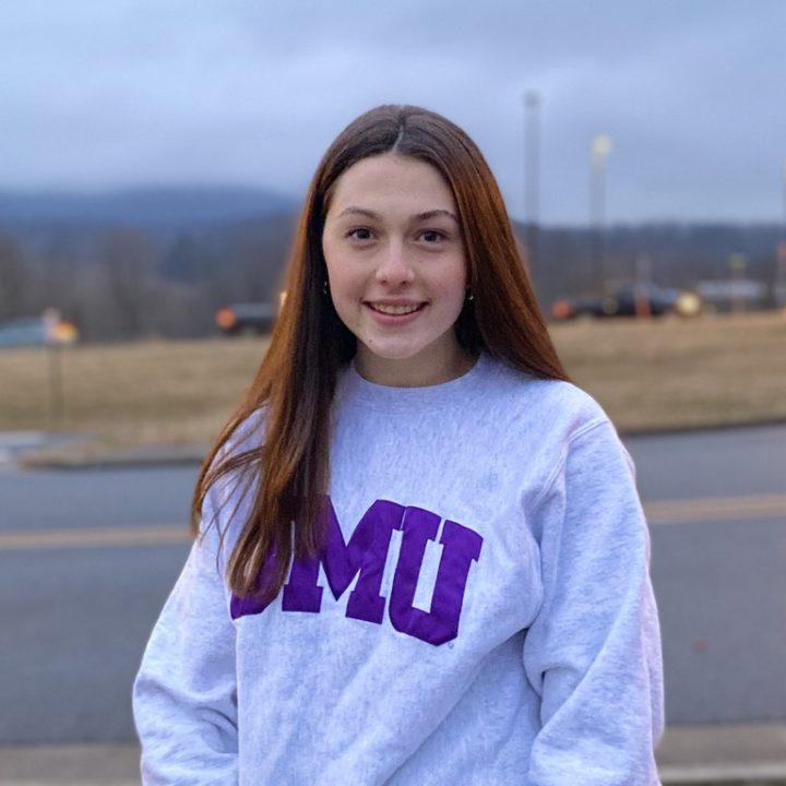 Suzanne Harris Commits to James Madison University for 2021-22