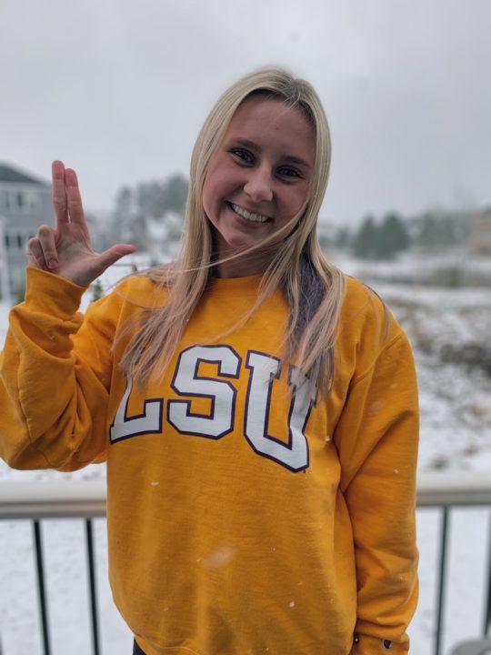 MSHSL AA Runner-Up Emily Pawlaski Chooses LSU for Fall 2021