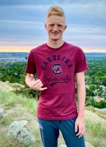 Late-Blooming Breaststroker Liam Kerns Commits to South Carolina